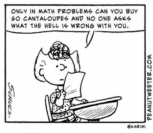Peanuts Numeracy
